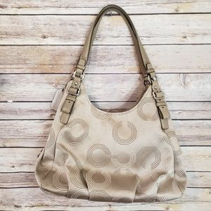 Coach Bags - 🆕️Coach Madison Dotted Op Art Maggie Tote Bag🆕️